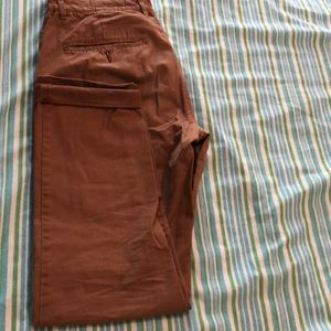 H&M Pants - H&M Brown/Tan Slim Fit Chinos (31x32)